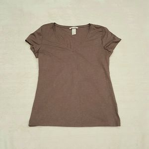 H&M basic v-neck tshirt